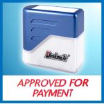 Deskmate KE-A07 原子印 APPROVED FOR PAYMENT!(個)