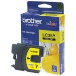 Brother LC38Y 噴墨 Ink Cartridge 黃色