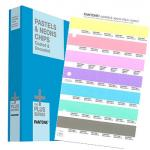 Pantone GB1504 Plus series  PASTELS & NEONS CHIPS _Coated & Uncoated